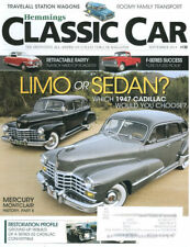 HEMMINGS #120 FORD F-100 F-250_DeSOTO_PLAYBOY_TRAVELALL_OLDS SUPER 88_CADILLAC