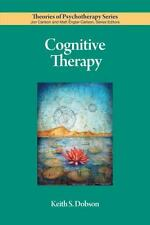 Cognitive Therapy by Keith S. Dobson (2011, Paperback)