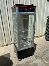 Hatco Pfst 1x Heated Holding Cabinet Pizza Box Display Food Warmer Flav R Savor