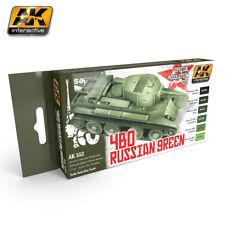 AK MODULATION SET 4BO RUSSIAN GREEN MODULATION SET
