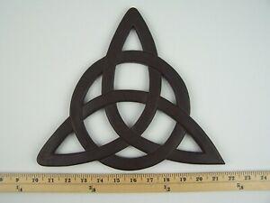 Celtic Trinity Knot Symbol Wall Hanging