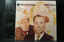 Flatt & scruggs – final Fling-one last time (Just for Kicks)