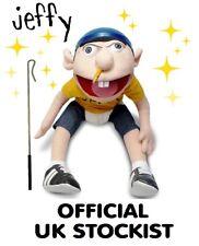 SML Collectors Jeffy Puppet / Doll - Super Mario Logan, + Metal Puppet Rod Black