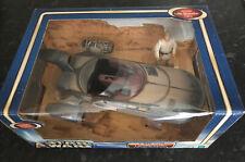 Star Wars Landspeeder & Luke SkywalkerAction Figure Saga Collection 2002 - MISB