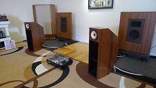 LOWTHER PM-6A SILVER VINTAGE SPEAKER & Alfredo Horn Speaker Best Loather Speaker