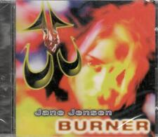 Jane Jensen, Burner; 12 track CD