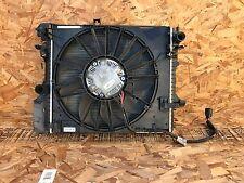 JAGUAR XF XJ 5.0 (10-12) RADIATOR AC CONDENSER ENGINE FAN COOLER OEM SET