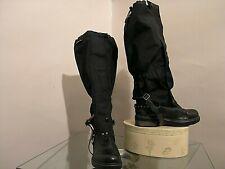 TREKMATES unisex gaiters black GORE-TEX outdoor clothing & accessories size S/M