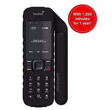 Inmarsat IsatPhone 2 Satellite Phone Kit w/ 1,200 minutes and 1 Year of service!