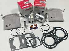 Yamaha Banshee YFZ 350 66mm +2mm Wiseco Pro Lite Pistons Piston Set Gaskets Kit