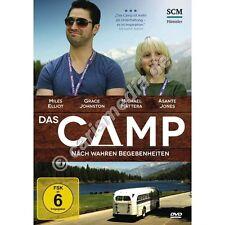 DVD: DAS CAMP - Ein beeindruckendes Zeugnis für Glaube und Nächstenliebe *NEU*