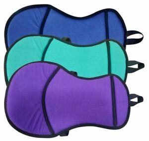 SEAT SAVER FLEECE BOTTOM FOR WESTERN SADDLE CUSHION BLACK BLUE BROWN PURPLE TEAL
