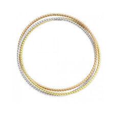 Echter Perlen-Armbänder im Armreif-Stil aus Sterlingsilber