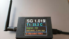 Nautilis iSpindel relay-For better iSpindel signal, faster calibration & display