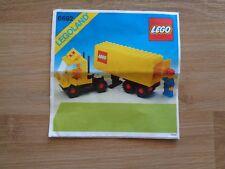 LEGO legoland 6692_used instruction manual book only_NO BRICKS_xx79_25b