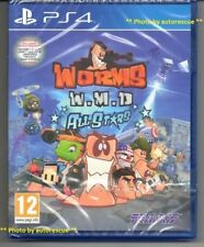 Worms WMD All Stars  HD  'New & Sealed'  *PS4(Four)*