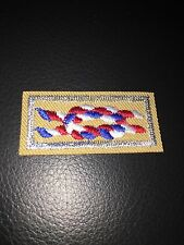 NESA Eagle Scout Life Member Knot, Mint Rare Scout Mylar