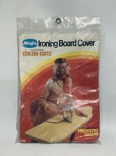 Vintage Magla Ironing Board Cover Coated w/Color Cote 1979 In Package 54 Inch