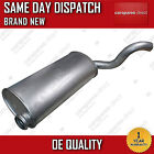 CITROEN BERLINGO MK1 1.1,1.4, 1.6, 1.8,1.9 REAR EXHAUST SILENCER REAR BACK BOX