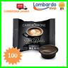 100 CAPSULE CAFFE' BORBONE DON CARLO NERE CIALDE COMPATIBILI LAVAZZA A MODO MIO