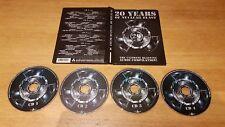Various Artists - Nuclear Blast 20th Anniversary (4 CD Box Set 2007)