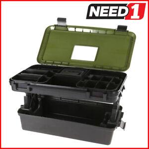 TSUNAMI Gun Cleaning Kit Maintenance & Shooting Range Box w/ Removable Gun Vice