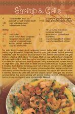 Postcard Recipe Shrimp and Grits from Louisiana