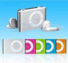 LETTORE MP3 MINI SD ESPANDIBILE MAX 8 GB NON INCLUSA PLAYER NANO A CLIP CUFFIA