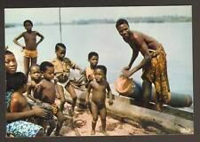 CAMEROUN / ENFANT ECOLE de DANSE, INSTRUMENT de MUSIQUE
