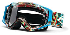 SMITH adult motocross goggles Fuel v 2 v2 Sweat X  Need for speed  w/rolloffs