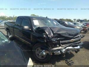 2001 2002 2003 2004 2005 2006 2007 CHEVY SILVERADO 1500 Rear Door Right