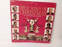 Great Songs Of Christmas LP