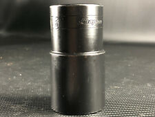 """Snap-On Tools SIPR436 1-1/8"""" Double Square 8 Point Deep Socket 1/2"""" Drive NEW"""
