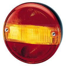 Combination Rear Light: Hamburger Tail Lamp (Round) | HELLA 2SD 001 685-211