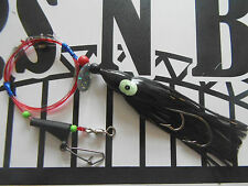 Sea fishing Rig: 1 Hook Muppet Boom Pennel Rig - Deep Sea Boat Rig Cod Ling