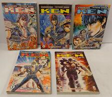Manga Star Comics Shiro  Buronson Tetsuo Hara Ken il Guerriero Numero 3 4 5 6 18