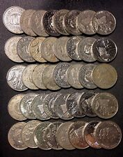 Old Dominican Republic Coin Lot - 40 COINS Overstock - Unsearched - Lot #J21