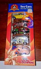 Racing Champions Looney Tunes 5Pk Die Cast Cars 2000