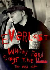 EverLast Whitey Ford Sings The Blues Album Poster 20 x 28
