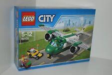 LEGO City 60101 Flughafen-Frachtflugzeug NEU! passt zu 60104 60102 60103
