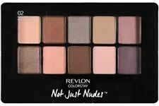Revlon Colorstay Not Just Nudes Eyeshadow Palette 02 Romantic Nudes New Pinks