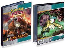 Pokemon HeartGold & Soulsilver Unleashed Entei & Raikou 4-Pocket Binder