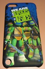 Snap On Hard Shell Case for Apple iPod touch 5th Gen, Mutant Ninja Turtles, NEW