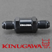 Kinugawa Turbocharger Oil Feed Line Filter 4AN / 400 Hole/cm^2 / Recycleable