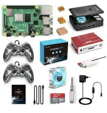 LABISTS Raspberry Pi 4 Model B 4GB RAM Retro Gaming Kit