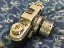 Argus C44 Camera with 2.8 50mm Coated Cintagon lens