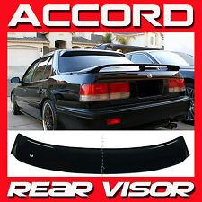 JDM 1993 Honda Accord Sedan 4 Door CB CB7 Rear Roof Window Visor Sun Spoiler