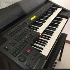 Yamaha EL60 Organ with turbo discs