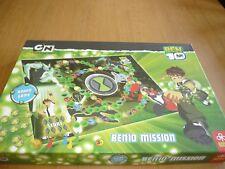 Ben 10 mission Board Game avec instructions en bon Cond, envoi rapide!!!