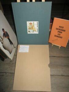 Hergé-TL-Itinéraire d un collectionneur ...-Signé Tchang,Steeman-750 exempl.1991